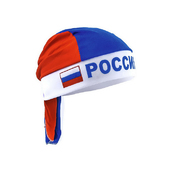 Бандана триколор (шапка флаг России)