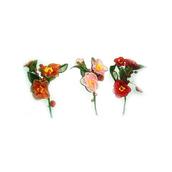 магнит цветочки