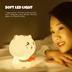 Силиконовый светильник( ночник) котик