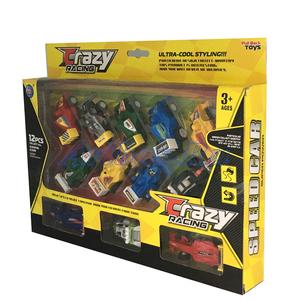 Набор игрушек гоночные машинки