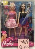 Кукла пара музыкант
