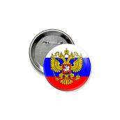 """Значки """"Россия"""" в ассортименте"""